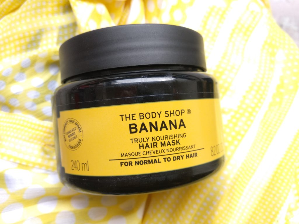 The body shop Hair conditioner