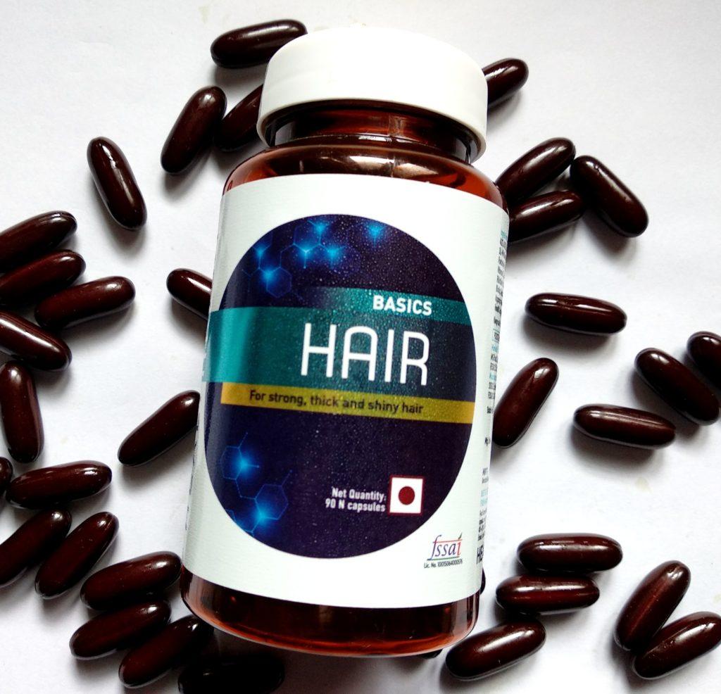 Healthkart hair dietry supplements