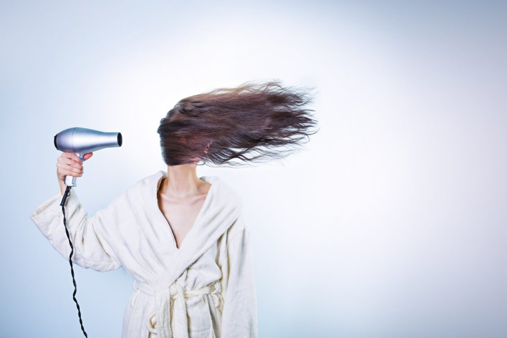 are you overwashing your hair?
