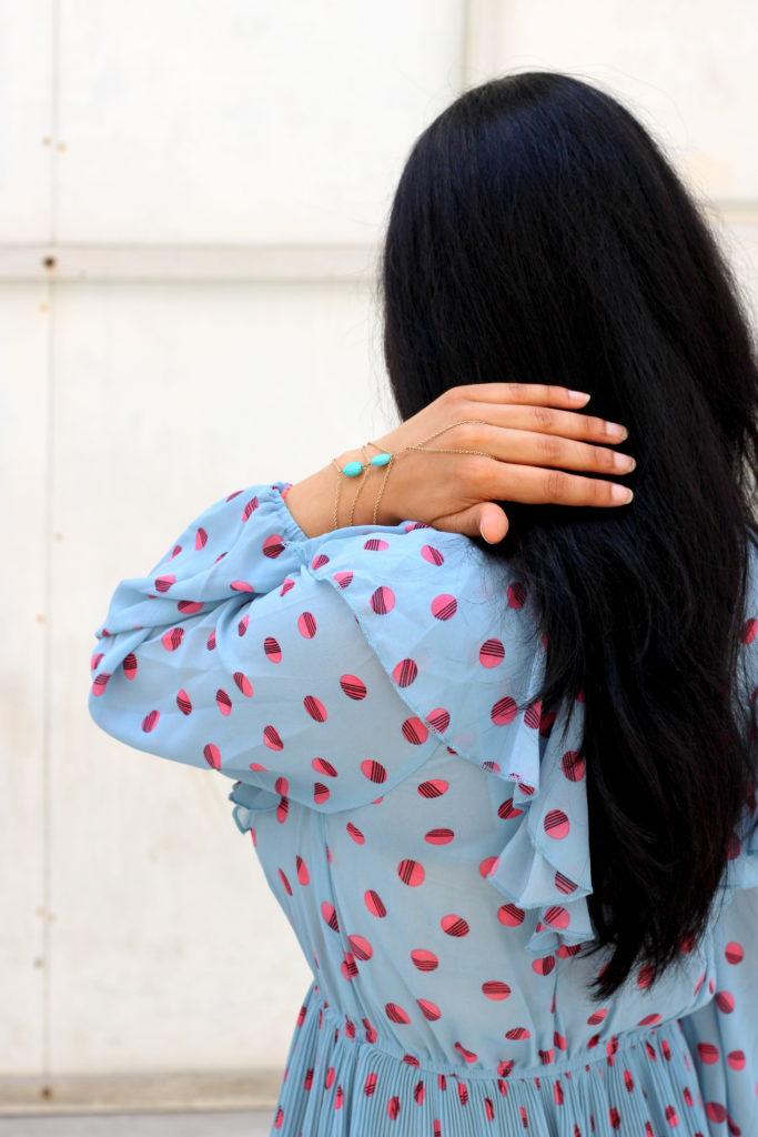 polka dots accessories