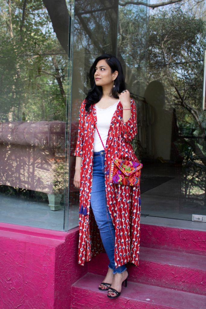 indo weatern fusion wear - 2019 fashion trend
