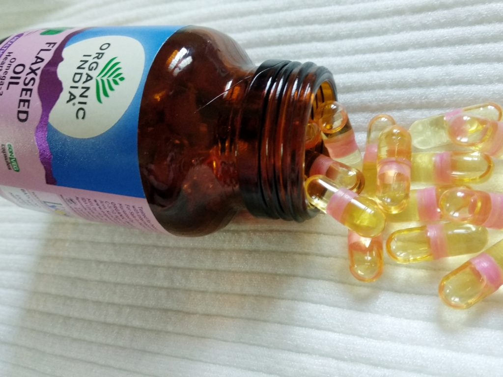 Organic-india-flaxseed-oil-review