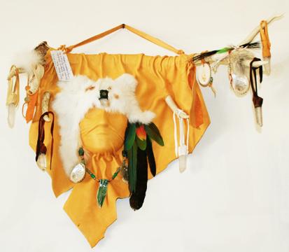 Spirit Mask: Gatherer