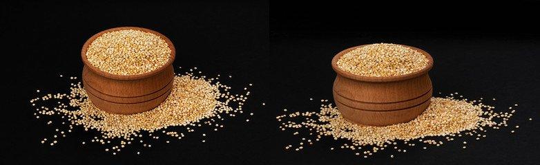 Focusing on Quinoa