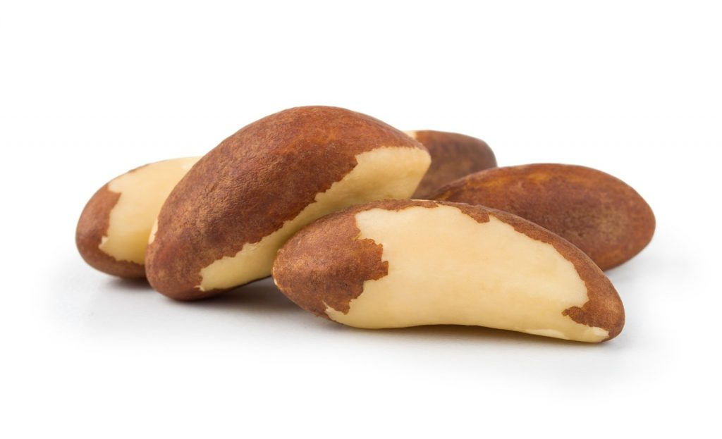 Brazil Nuts, thyroid, selenium