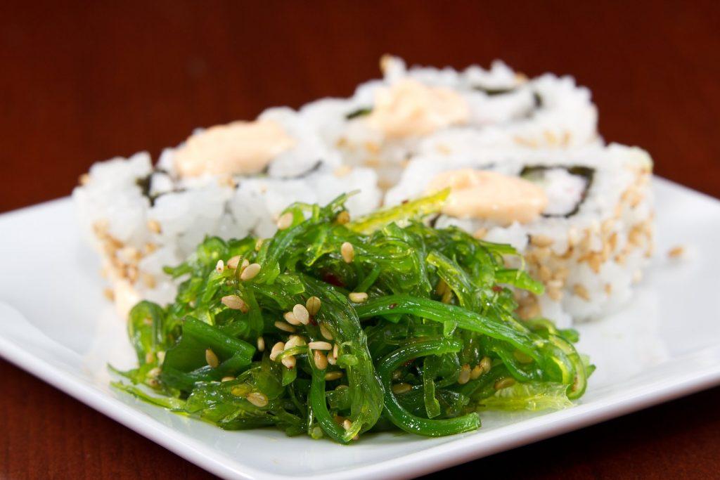 Seaweed, nutrition, health, hormones