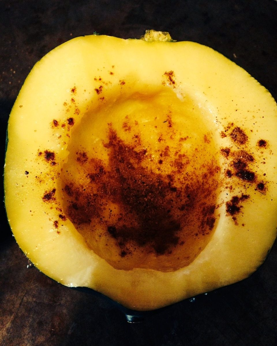 Squash, cinnamon, recipe, healthy, fall, nutrition, holistic