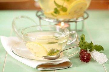 Lemon Tea, hydrate, postpartum, anxiety