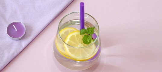 lemon+water