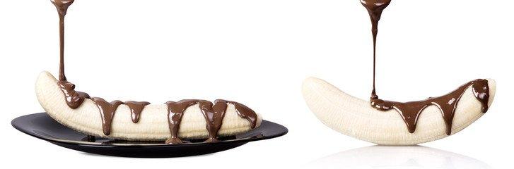chocolate banana protien recipe