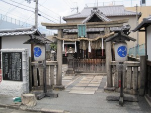 Shimabara Sumiyoshi Shrine