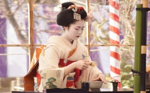 maiko tea ceremony