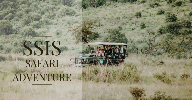 SSIS Safari Adventure