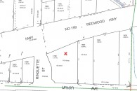 Tax lot map TL 1700