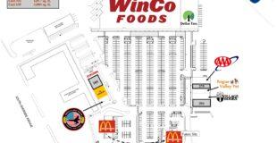 Winco Plaza - 275 E. Barnett Road, Medford