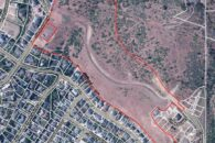 Hillcrest Road Aerial TL Overlay