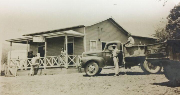 El Acueducto de Barahona año 1950