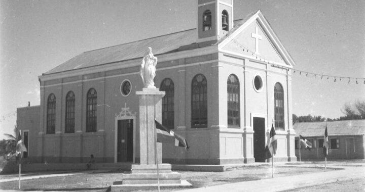 Templo Católico de Barahona