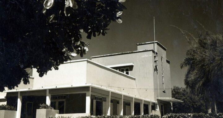 INAUGURACIÓN EN BARAHONA DEL CASINO «GENERALÍSIMO TRUJILLO»