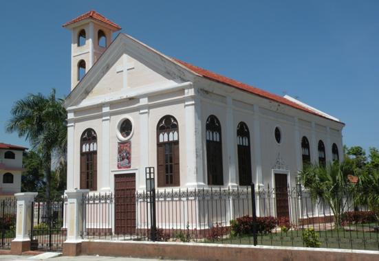 BREVE HISTORIA DE LA IGLESIA VIEJA DE BARAHONA