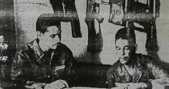 El a la sazón, teniente coronel Rafael Tomás Fernández Domínguez, E.N., comandó operación militar en Jimaní.