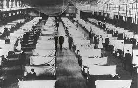 Cabral y la influenza de 1918