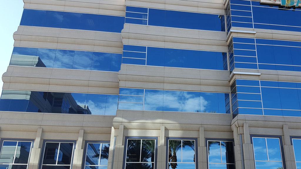 Granite Bay California High Rise Window Cleaning