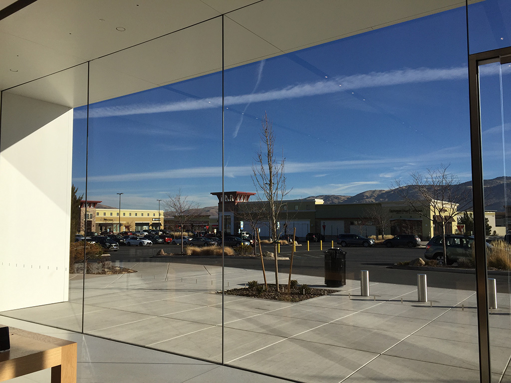 California Commercial Window Cleaning and Washing