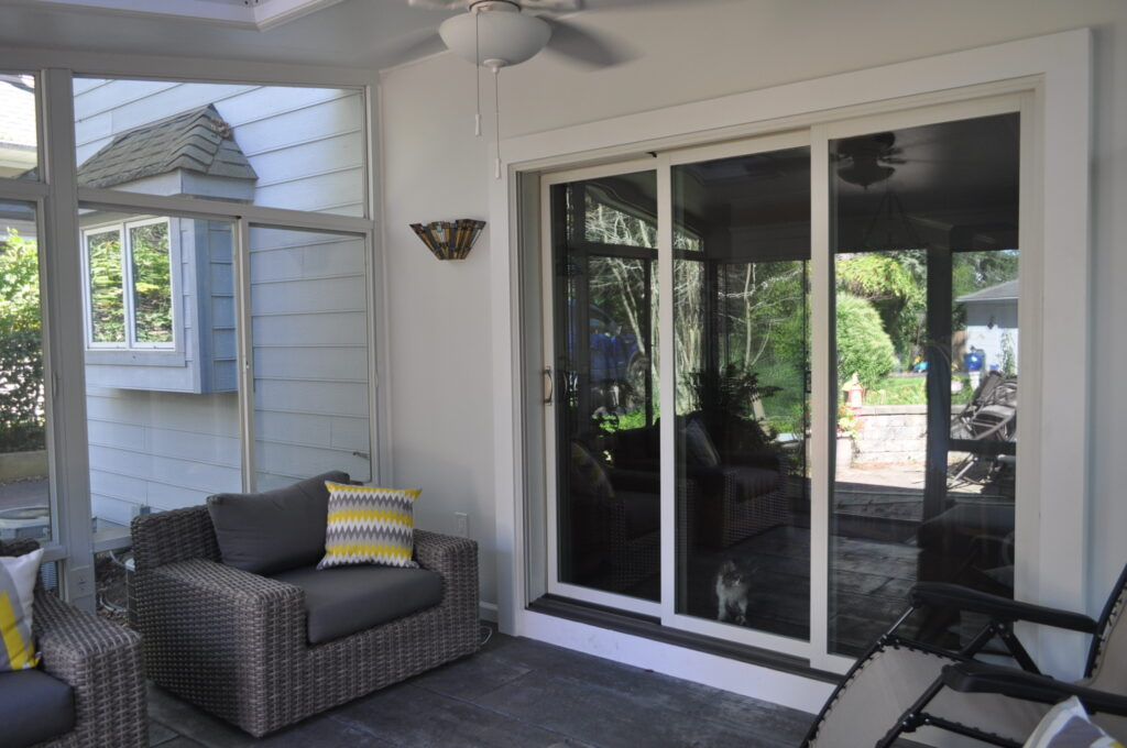 Sunroom Glass Doors