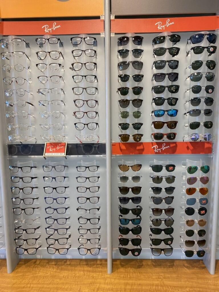 Ray Ban Eyeglass Frame