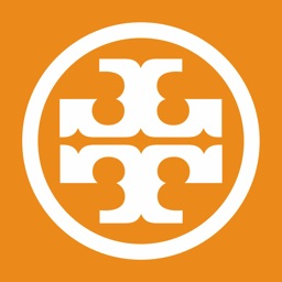 tory burch frame logo