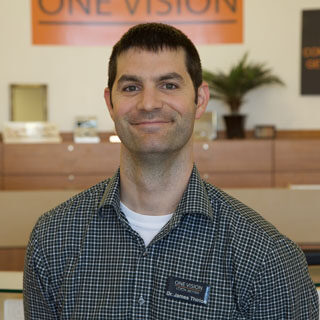 Dr. Thirion at ba vision clinic