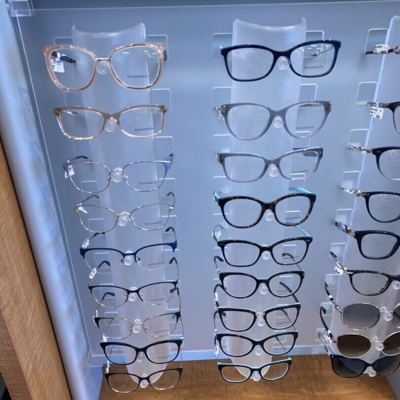 Tiffany Frames in Broken Arrow