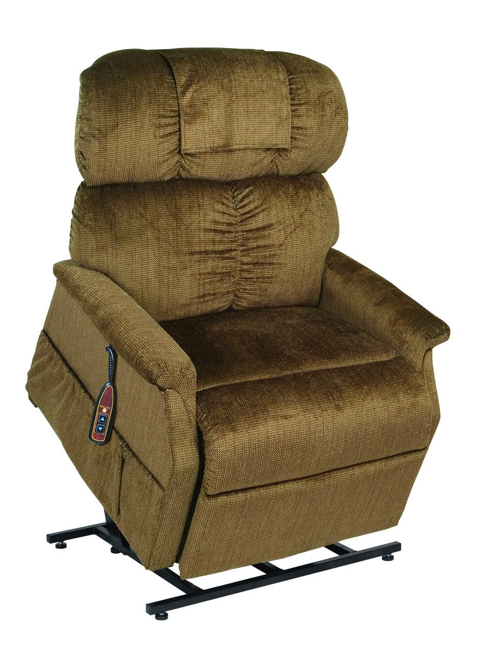 Golden Comforter Medium 26 Wide w/ Dual Motors