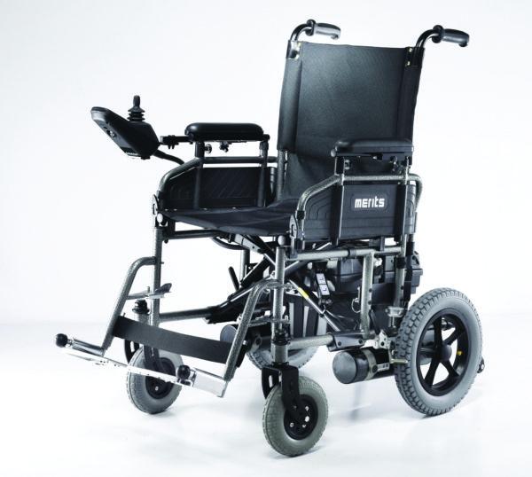 Folding Power Wheelchair | AMImobility