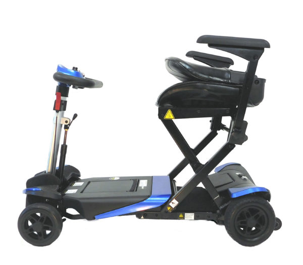 Enhance Travel Folding Mobility Scooter