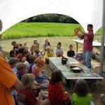 Tent Presentation