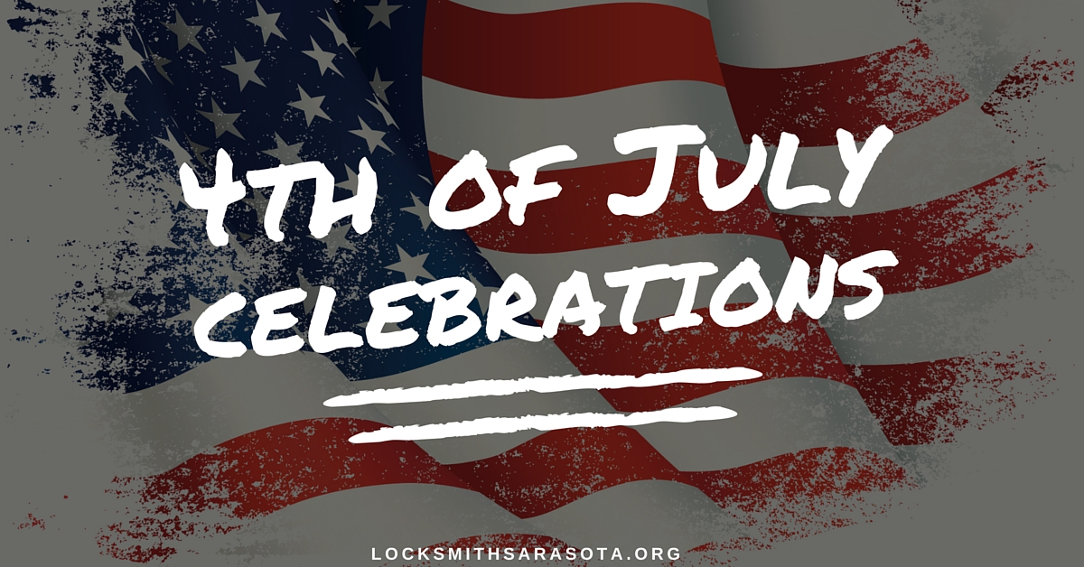 4th of July - LocksmithSarasota