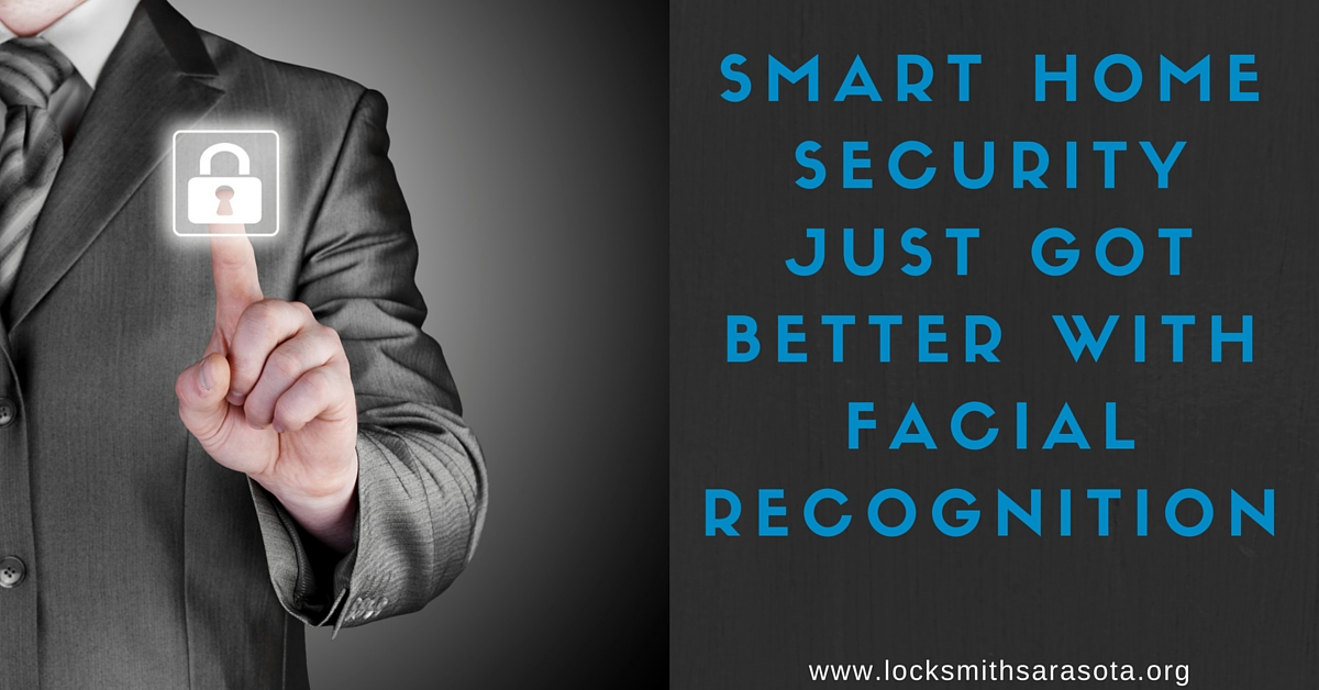 Home Security Facial Recognition