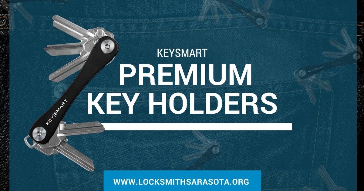 KeySmart Premium Key Holders: Innovative Key Organizer