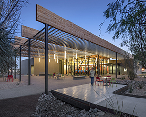 Mohave CC Student Services Center & Building 200 Renovation