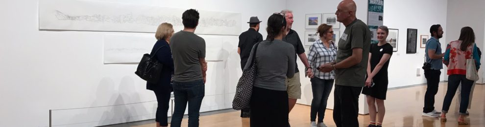 Maria Salenger Drawings Exhibited at Tempe Center for the Arts