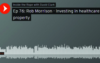 Rob Morrison speaks with David Clark on Healthcare Property