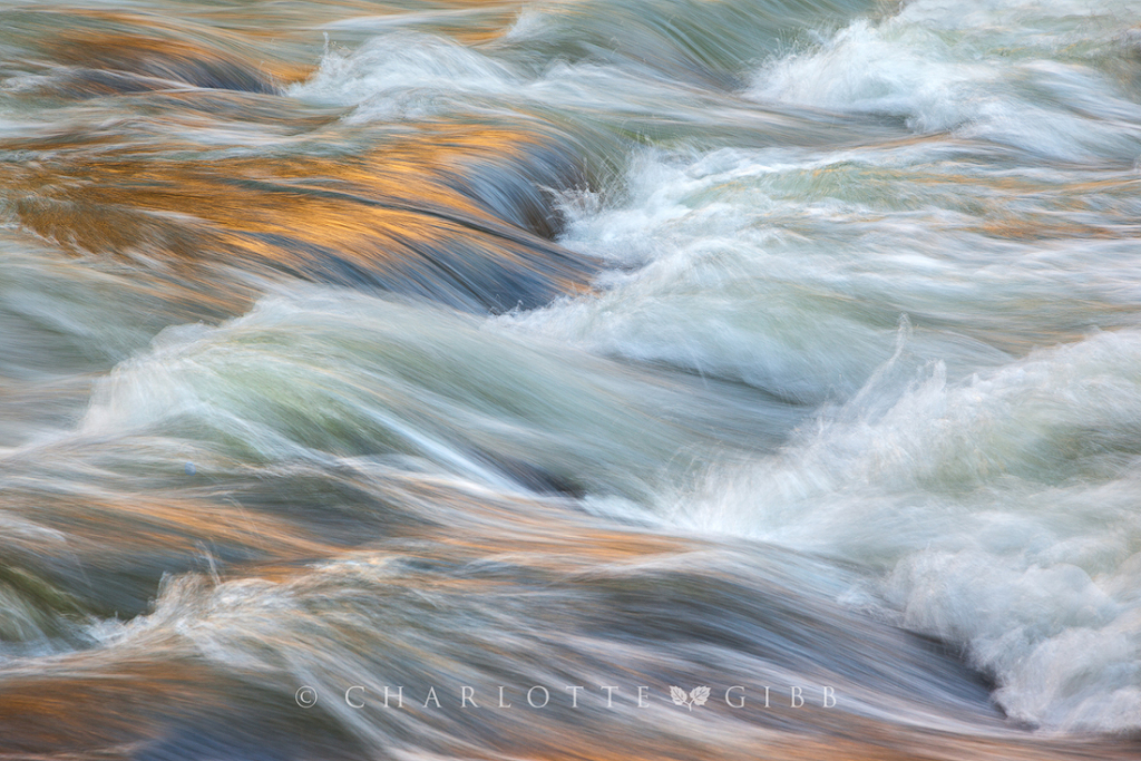 Rapids, Merced River, Yosemite National Park, May 2014