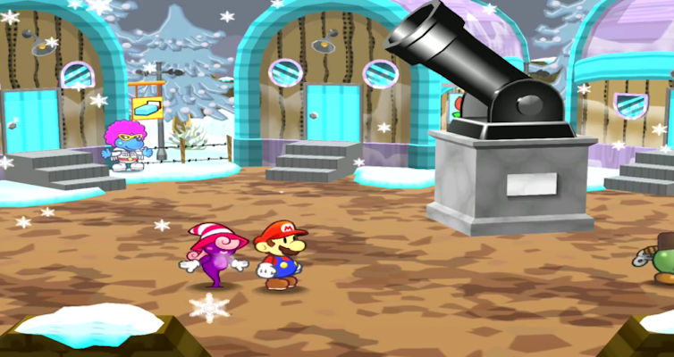 Transgender Representation: Paper Mario The Thousand-Year Door