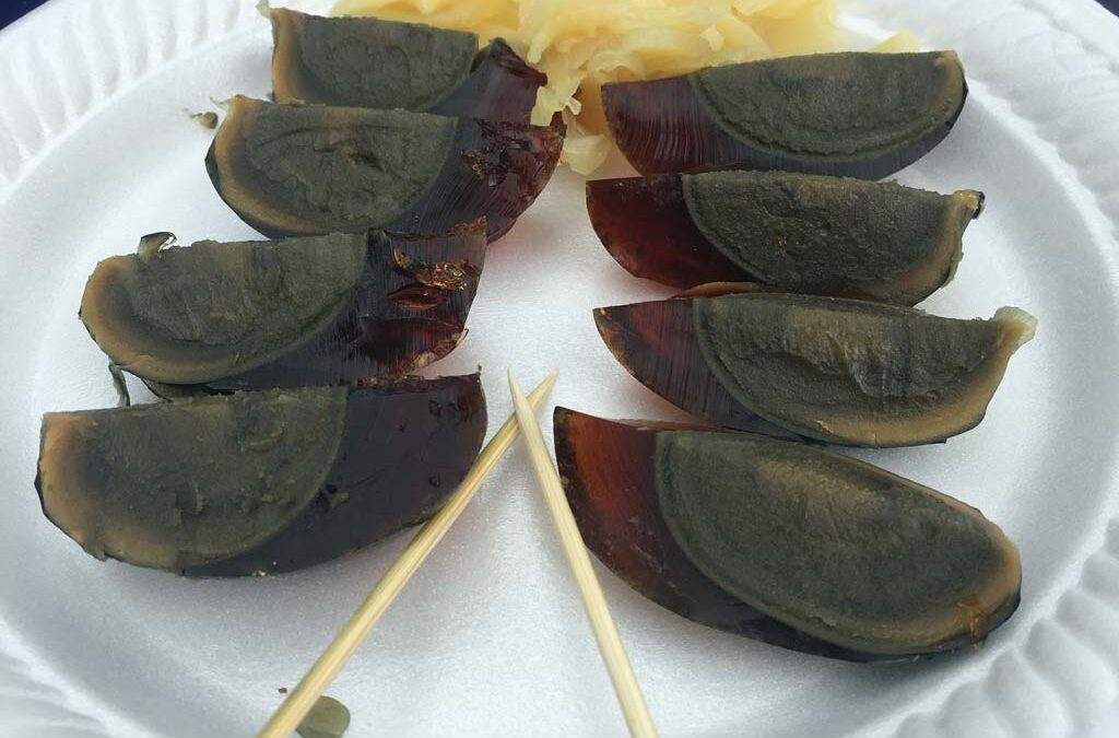 Weirdest Foods in the World