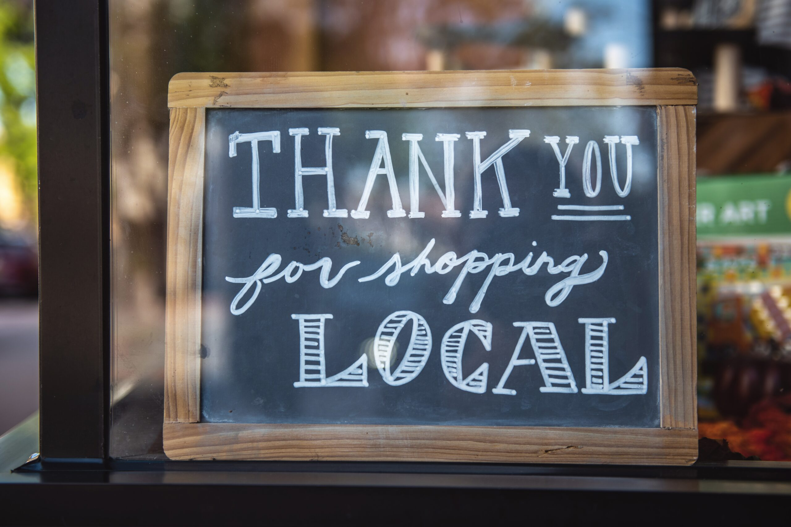 Support Local Businesses