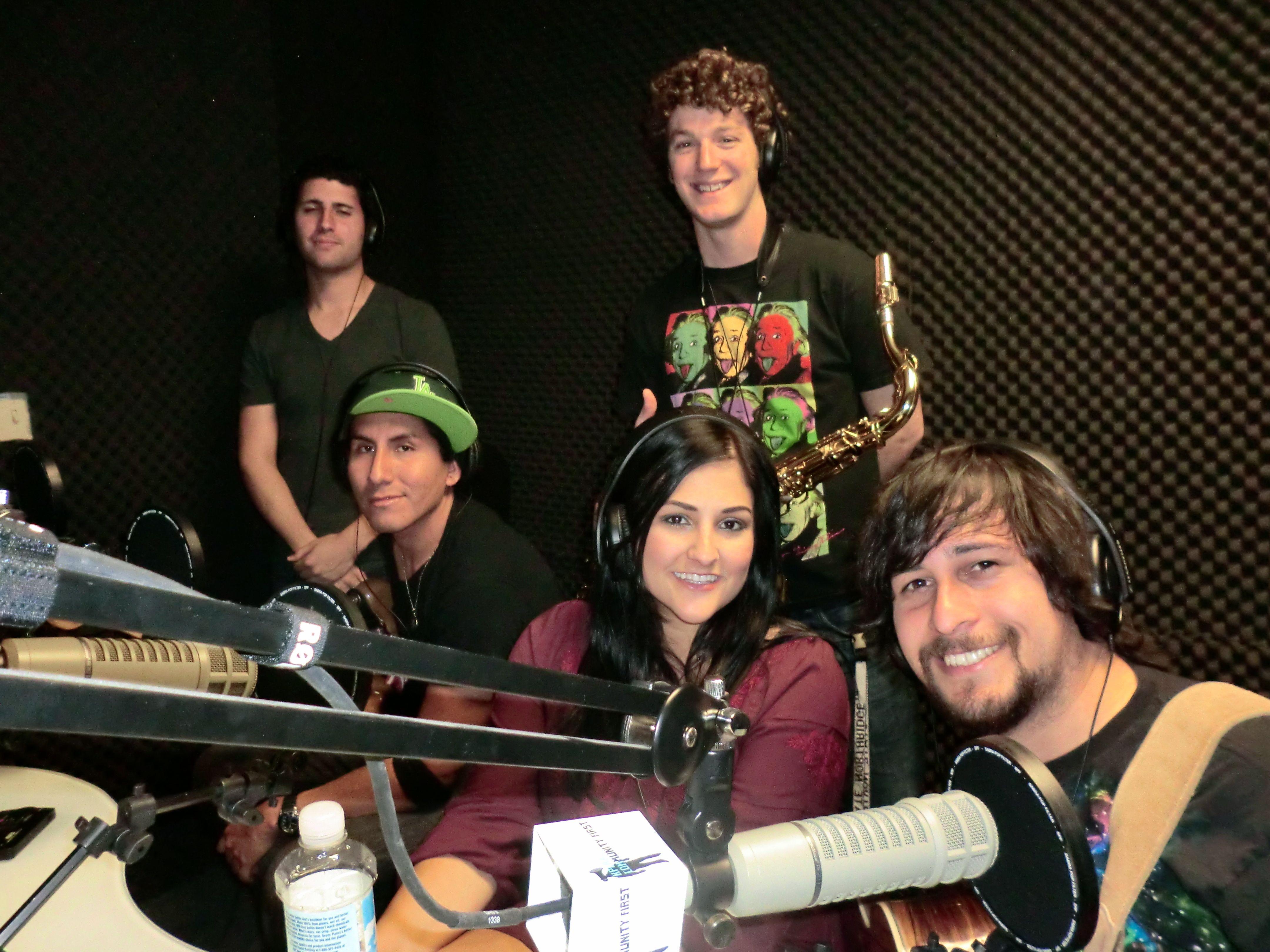 Listen: Encuentro Latino – PapaFish The Band!
