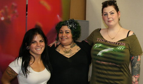 [Listen] Skin Deep – 09.18.12 – Guests Piercers from Nathan's Tattoos