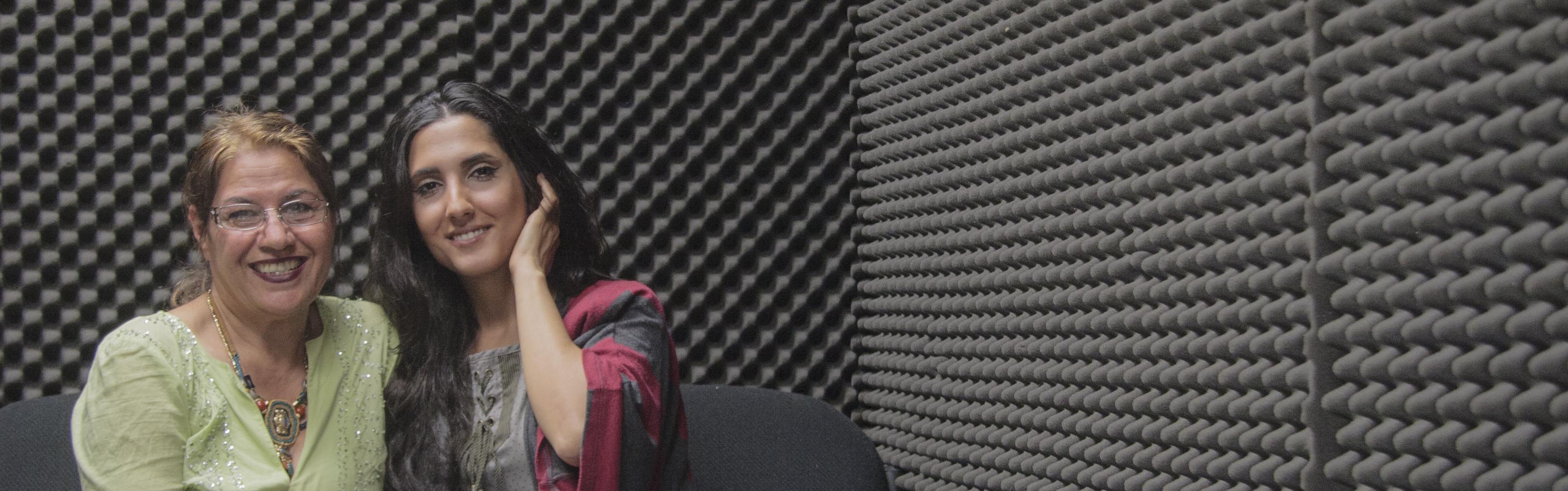 Farsi Show – 06.03.15 – Singing with Shadi Amini